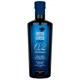 Terra Creta Olive Oil   Cold Extracted 500 ml. 15% off a case of 12